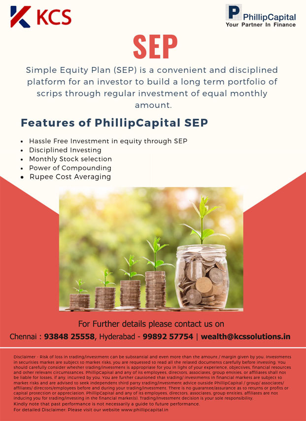 Systematic Equity Plan (SEP)